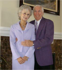 Drs Arno Richard and Phyllis Arno